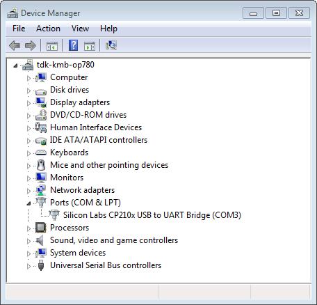 hardware erkennen software