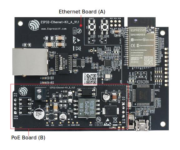 ESP32-Ethernet-Kit V1.1