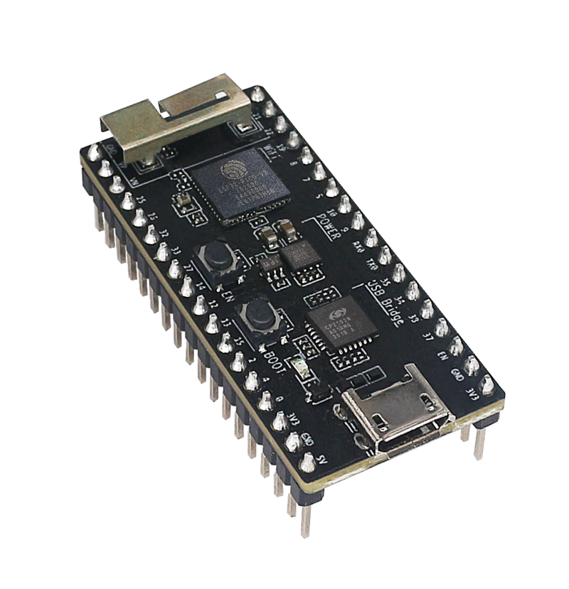 ESP32-PICO-KIT-1 (click to enlarge)